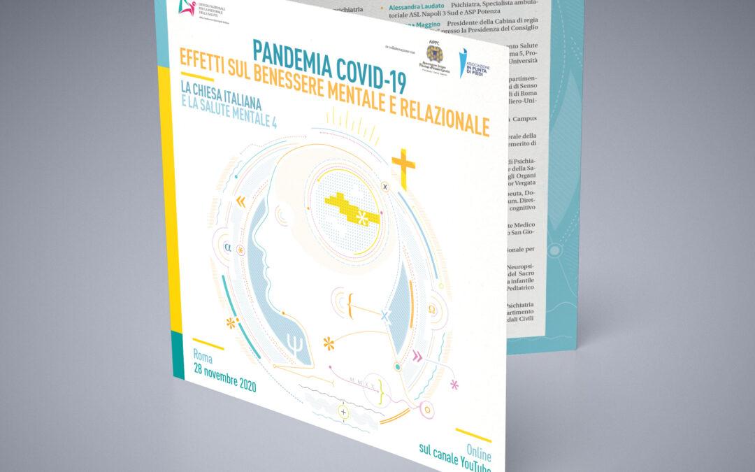 Pandemia Covid-19. Effetti sul benessere mentale e relazionale