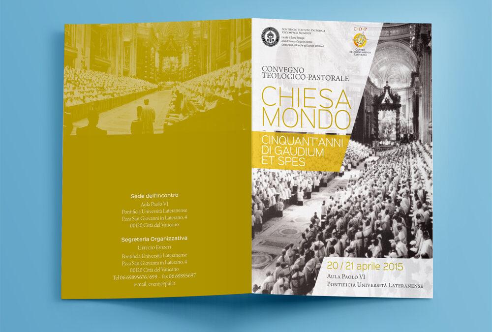 Convegno Chiesa-Mondo