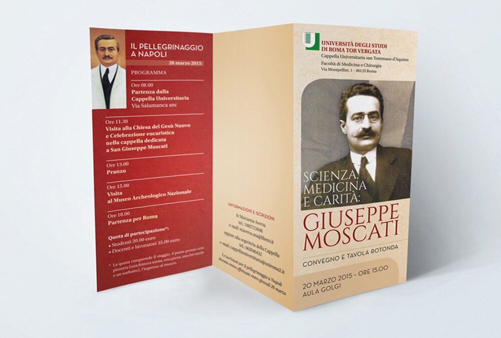Convegno e mostra su Giuseppe Moscati