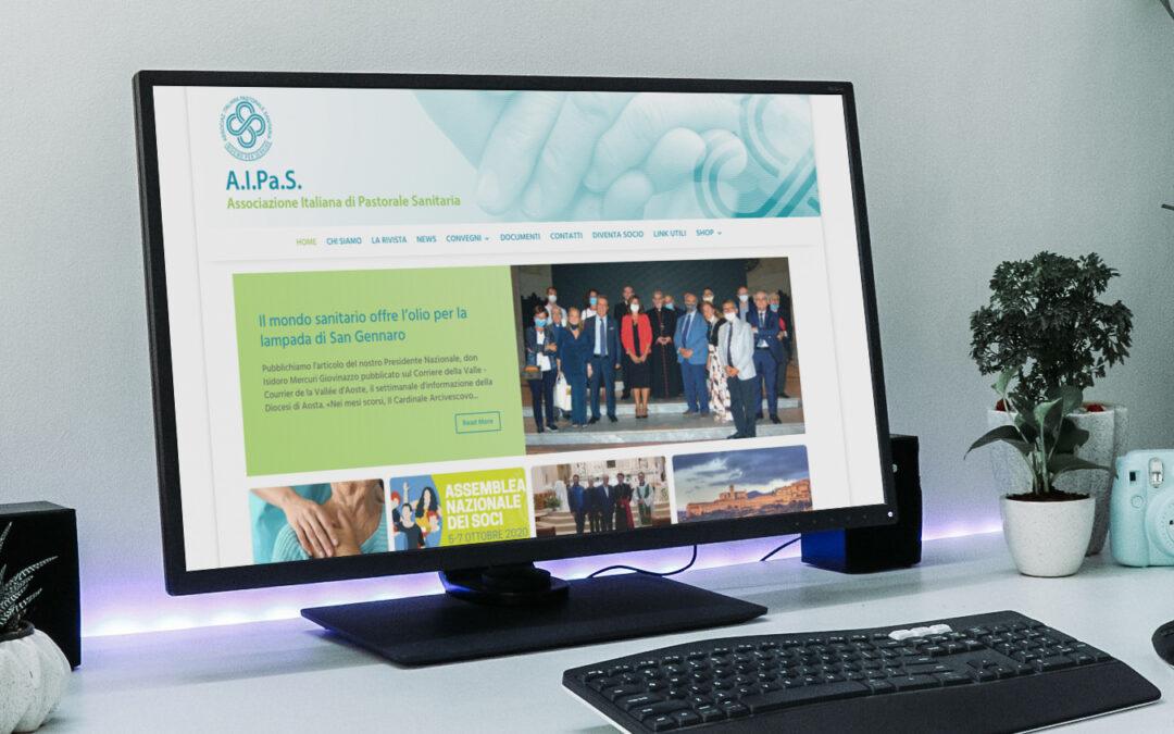 Sito web AIPaS
