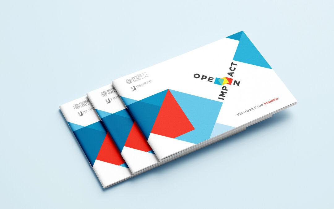 Brochure di presentazione dell'attività